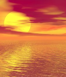 Free Sunset Stock Images - 3967524