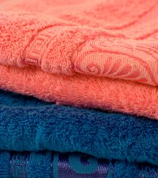 Free Two Towels Stock Photos - 3967703