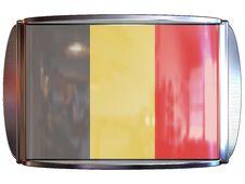 Free Flag To Belgium Stock Images - 3967814