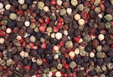 Free Pepper Background Royalty Free Stock Photos - 3967858