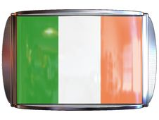 Free Flag To Ireland Stock Photo - 3967900