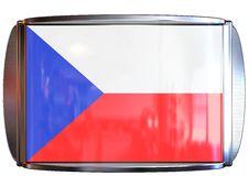 Free Flag To Czech Republic Stock Photos - 3967913