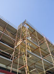Free Scaffold Stock Images - 3968734