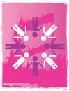 Free Pink Unity Royalty Free Stock Photos - 3971028