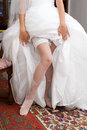 Free Garters And Stockings Royalty Free Stock Image - 3973056