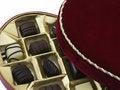 Free Valentines Chocolates Stock Images - 3979734
