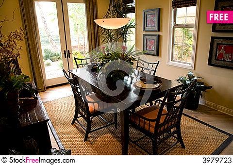 Free Dining 2694 Stock Photos - 3979723