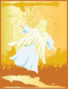 Free Golden Angel Stock Photos - 3970733