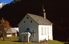 Free Small Chapel Royalty Free Stock Photos - 3971168