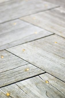 Free Wooden Line Stock Photography - 3971302