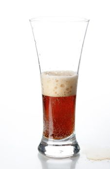 Free Glass With Beer Stock Photos - 3971413