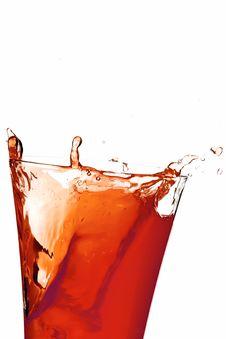 Free Glass With Juice Stock Photos - 3971563