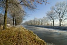 Free Winter Landscape Stock Images - 3971954
