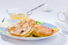 Free Thick Pancakes Royalty Free Stock Images - 3971999