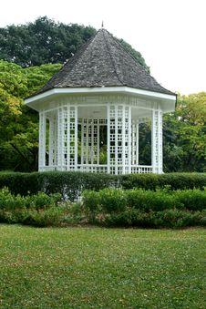 Free White Terrace Royalty Free Stock Photo - 3972065