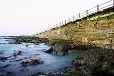 Free Ocean View 3 Royalty Free Stock Photo - 3972295