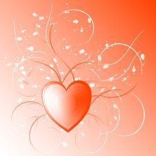 Free Valentine S Day Card Royalty Free Stock Images - 3974119