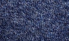 Free Texture Of Knitted Fabric Royalty Free Stock Images - 3974459