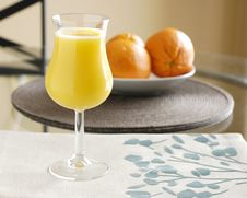 Free Orange Juice Stock Photo - 3975360