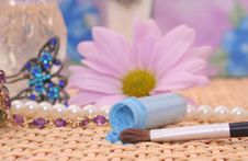 Free Cosmetics Royalty Free Stock Image - 3976186