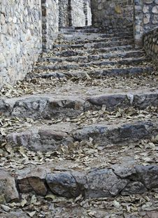 Free Ancient Stairs Stock Photo - 3976260