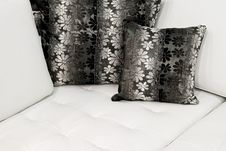 Free Black Pillows Stock Photo - 3976790