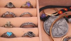 Free Jewelry Box Stock Images - 3976794