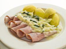 Free Ham Rolls Stock Images - 3976854