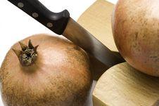 Free Pomegranate Dessert Stock Images - 3976874