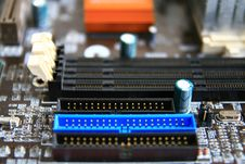 Free Motherboard Stock Image - 3977361