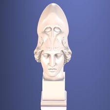 Free Athena Royalty Free Stock Images - 3977449