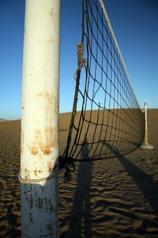 Free Volleyball Net Stock Photo - 3977470