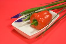Free Red Pepper Stock Photo - 3978260