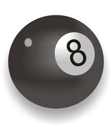 Free Eight Ball Royalty Free Stock Photos - 3979778