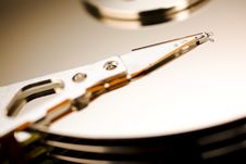 Free Hard Disk Drive Stock Photography - 3980092