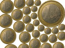 Free Euro Royalty Free Stock Photos - 3980338