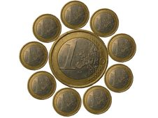 Free Euro Stock Photography - 3980392