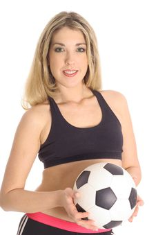 Free Soccer Mom Stock Photography - 3980432
