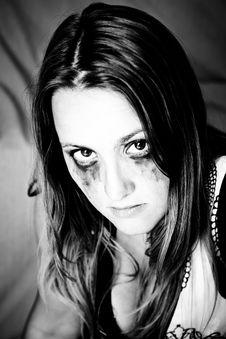 Free Dark Girl Royalty Free Stock Images - 3980479