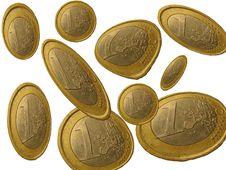 Free Euro Royalty Free Stock Image - 3980746