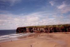 Free Irish Beach Royalty Free Stock Photos - 3981078