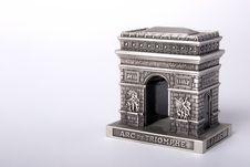 Free Silver Triumphal Arch Stock Photos - 3982613