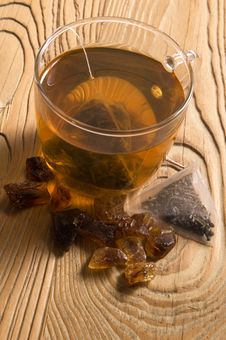 Free White Tea Stock Image - 3982711