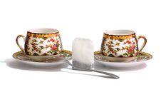 Free Tea Composition Stock Image - 3984281