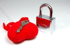 Free Key To My Heart Stock Photo - 3984520
