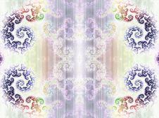 Free Fractal Abstract Background Stock Photos - 3984903