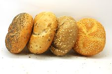 Free Bread Royalty Free Stock Image - 3985706