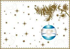 Free Christmas Ball Royalty Free Stock Photos - 3985858