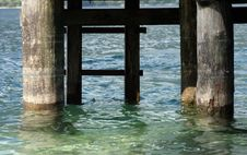 Free Pier Royalty Free Stock Photography - 3986457