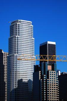 Free Corporate Buildings Stock Image - 3987171